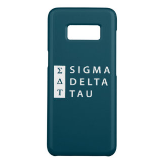 Sigma Delta Tau | Stacked Case-Mate Samsung Galaxy S8 Case