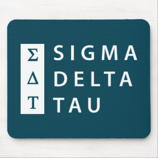 Sigma Delta Tau | Stacked Mouse Mat