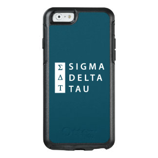 Sigma Delta Tau | Stacked OtterBox iPhone 6/6s Case