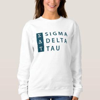 Sigma Delta Tau | Stacked Sweatshirt