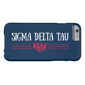 Sigma Delta Tau | USA Barely There iPhone 6 Case