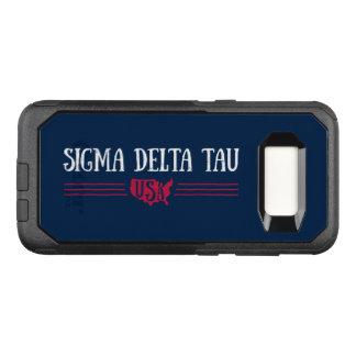 Sigma Delta Tau | USA OtterBox Commuter Samsung Galaxy S8 Case