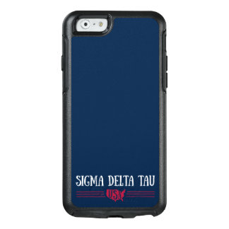 Sigma Delta Tau | USA OtterBox iPhone 6/6s Case