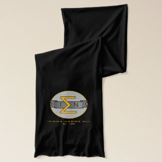 Sigma Gamma Nu Logo Scarf