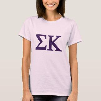 Sigma Kappa Lil Big Logo T-Shirt