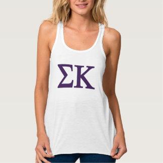 Sigma Kappa Lil Big Logo Tank Top