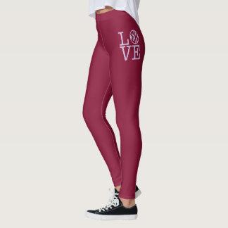 Sigma Kappa Love Leggings