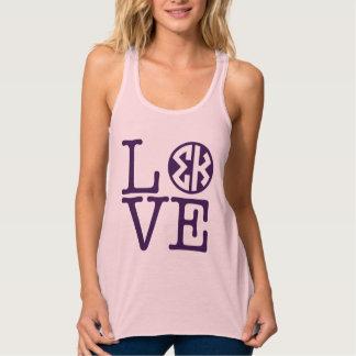 Sigma Kappa Love Tank Top