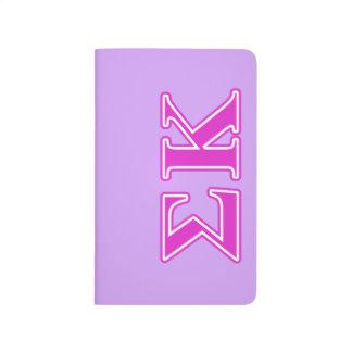 Sigma Kappa Pink Letters Journal
