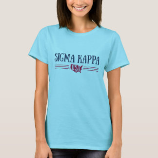 Sigma Kappa USA T-Shirt