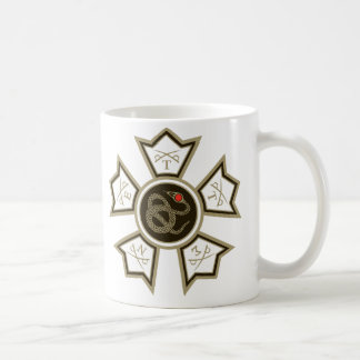 Sigma Nu Badge Coffee Mug