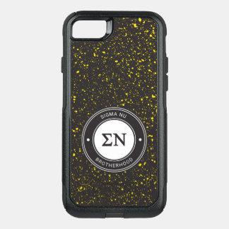 Sigma Nu | Badge OtterBox Commuter iPhone 7 Case