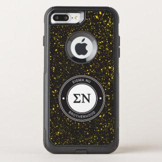 Sigma Nu | Badge OtterBox Commuter iPhone 8 Plus/7 Plus Case