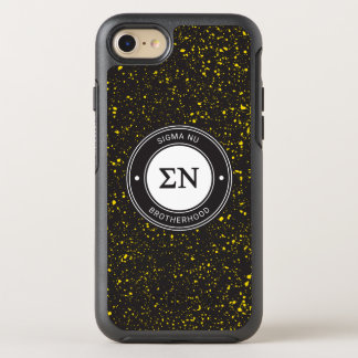 Sigma Nu | Badge OtterBox Symmetry iPhone 8/7 Case