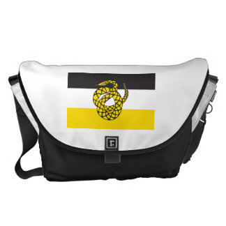 Sigma Nu Flag Courier Bag