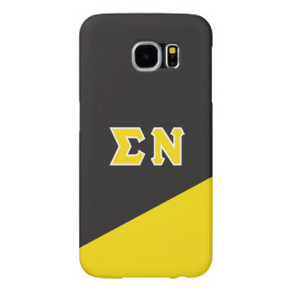 Sigma Nu | Greek Letters Samsung Galaxy S6 Cases