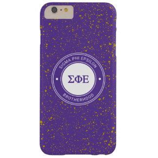 Sigma Phi Epsilon | Badge Barely There iPhone 6 Plus Case