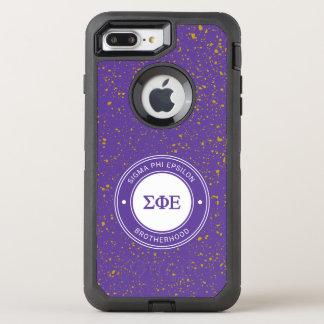 Sigma Phi Epsilon | Badge OtterBox Defender iPhone 8 Plus/7 Plus Case