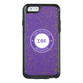 Sigma Phi Epsilon | Badge OtterBox iPhone 6/6s Case
