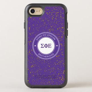 Sigma Phi Epsilon | Badge OtterBox Symmetry iPhone 7 Case