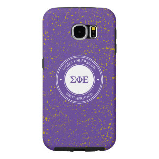 Sigma Phi Epsilon | Badge Samsung Galaxy S6 Cases
