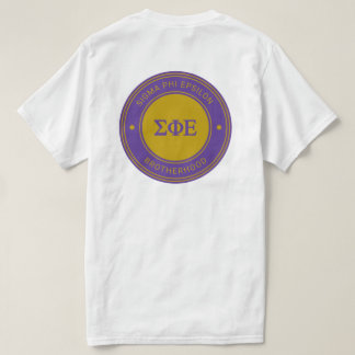Sigma Phi Epsilon | Badge T-Shirt