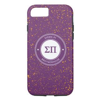 Sigma Pi | Badge iPhone 8/7 Case