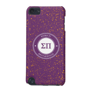 Sigma Pi   Badge iPod Touch (5th Generation) Cases
