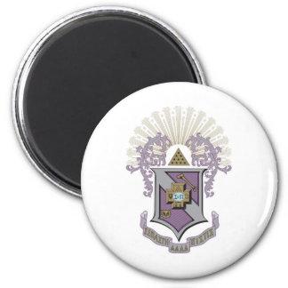 Sigma Pi Good Crest 4-C Magnet