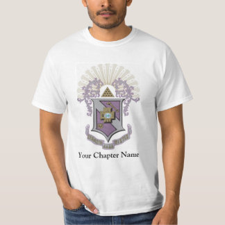 Sigma Pi Good Crest 4-C T-Shirt