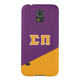 Sigma Pi | Greek Letters Galaxy S5 Cover