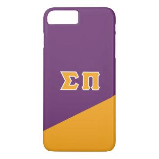 Sigma Pi | Greek Letters iPhone 8 Plus/7 Plus Case