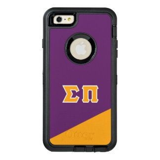 Sigma Pi | Greek Letters OtterBox Defender iPhone Case