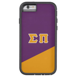 Sigma Pi | Greek Letters Tough Xtreme iPhone 6 Case