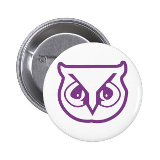 Sigma Pi Owl Color 6 Cm Round Badge