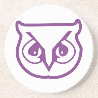 Sigma Pi Owl Color Coaster