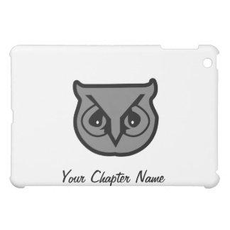Sigma Pi Owl Gray iPad Mini Case