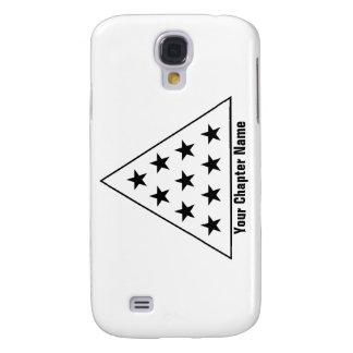 Sigma Pi Pyramid B+W Galaxy S4 Case