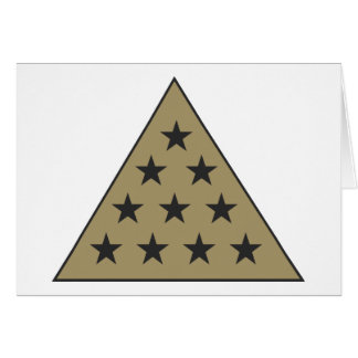 Sigma Pi Pyramid Gold Card