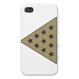 Sigma Pi Pyramid Gold Cover For iPhone 4