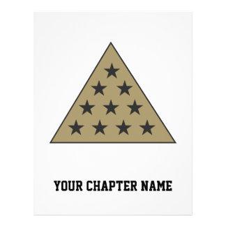 Sigma Pi Pyramid Gold Flyer