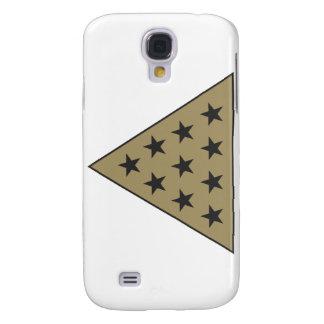 Sigma Pi Pyramid Gold Galaxy S4 Case