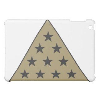 Sigma Pi Pyramid Gold iPad Mini Covers