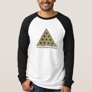 Sigma Pi Pyramid Gold T-Shirt