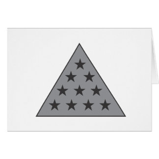 Sigma Pi Pyramid Gray Card