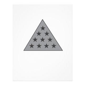 Sigma Pi Pyramid Gray Flyer