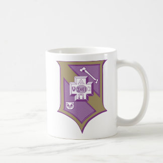 Sigma Pi Shield 2-Color Coffee Mug