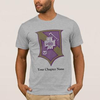 Sigma Pi Shield 2-Color T-Shirt
