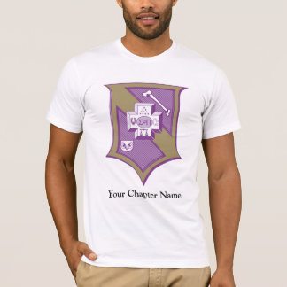 Sigma Pi Shield 2-Color T-Shirt