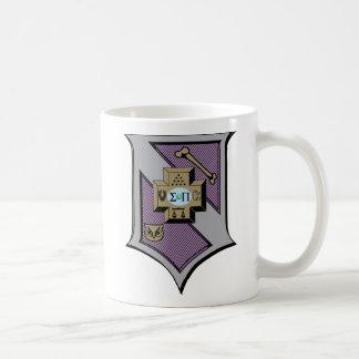 Sigma Pi Shield 4-Color Coffee Mug